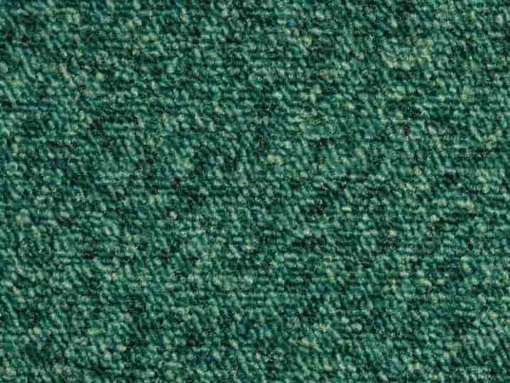Heuga Universe Carpet Tiles - Recycled B Grade - Green - 50cm x 50