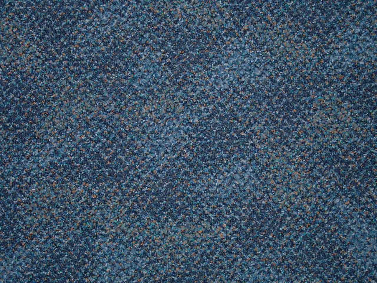 Summer Clouds Carpet Tiles - Recycled C Grade - Blue - 50cm x 50cm