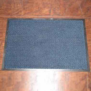 Entrance Mat (Loose Lay) - Clearance - Blue - 60cm x 90cm