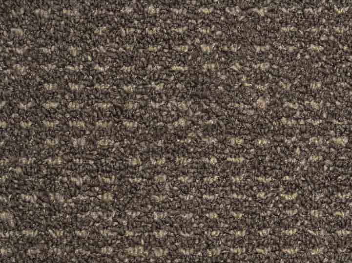 Heuga Geometric Carpet Tiles - Recycled C Grade - Brown - 50cm x 50cm