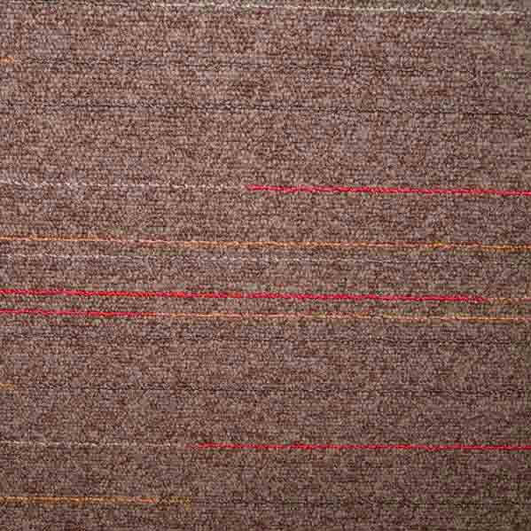 Modulyss First Lines Carpet Tiles - Brown 856 - 50cm x 50cm
