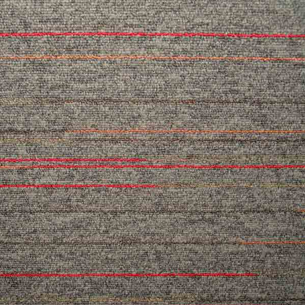 Modulyss First Lines Carpet Tiles - Pewter 916 - 50cm x 50cm
