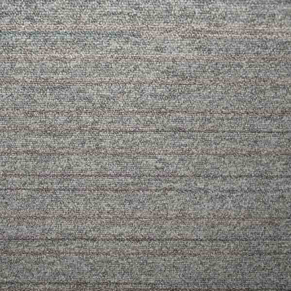 Modulyss First Lines Carpet Tiles - Pewter 921 - 50 x 50 cms