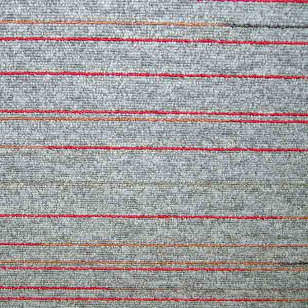 Modulyss First Lines Carpet Tiles - Silver 996 - 50cm x 50 cm